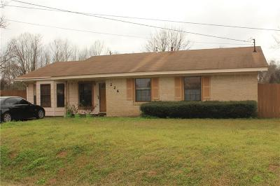 Natchitoches LA Single Family Home For Sale: $115,000
