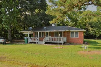 Alexandria LA Single Family Home For Sale: $81,000