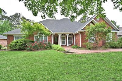 Pineville Single Family Home For Sale: 115 Sweetwater Rim
