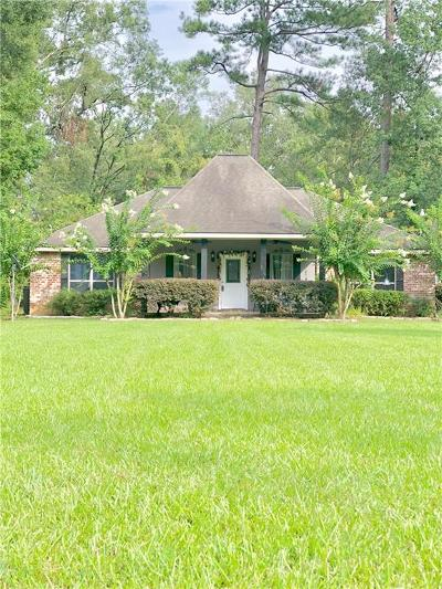 Pineville Single Family Home For Sale: 1495 Hazmuka Road