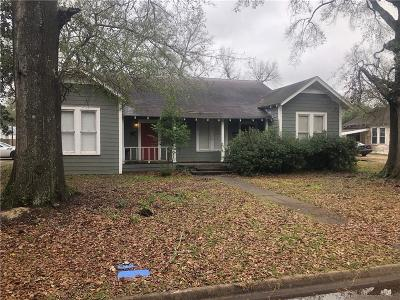 Natchitoches Single Family Home For Sale: 400 Henry Avenue