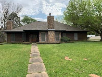 Natchitoches Single Family Home For Sale: 301 Saint Clair Avenue