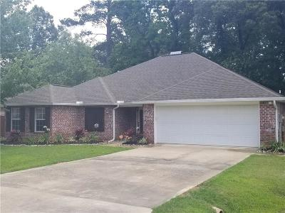Ball Single Family Home For Sale: 4806 Paradise Point Drive