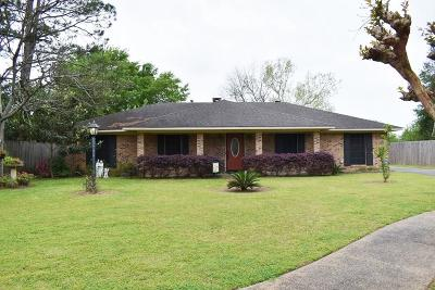 Natchitoches Single Family Home For Sale: 128 Willow Circle