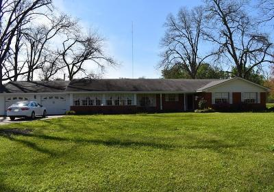 Natchitoches Single Family Home For Sale: 383 Blanchard Road
