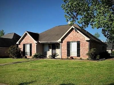 Alexandria LA Single Family Home For Sale: $184,500