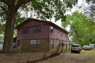 Natchitoches Single Family Home For Sale: 1527 Bivens Street