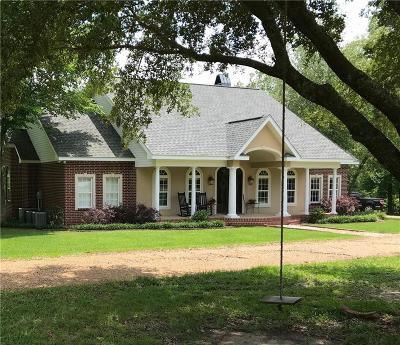 Pineville Single Family Home Active Under Contract: 52 Credeur Road