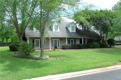 Natchitoches LA Single Family Home For Sale: $286,000