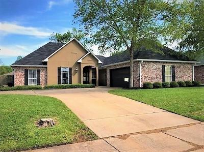 Alexandria LA Single Family Home For Sale: $248,500