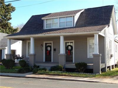 Natchitoches Single Family Home For Sale: 869 Washington St.