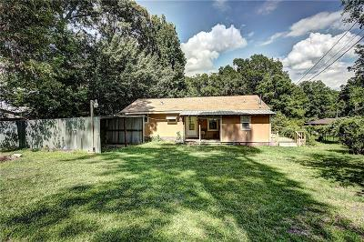 Single Family Home For Sale: 279 Eads Camp Road