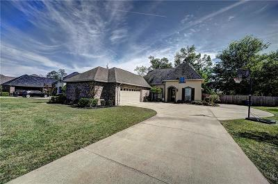 Single Family Home For Sale: 300 Ledet Drive