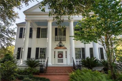 Alexandria Single Family Home For Sale: 2704 Hill Street