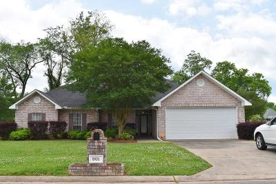 Natchitoches Single Family Home For Sale: 801 St. Clair Avenue