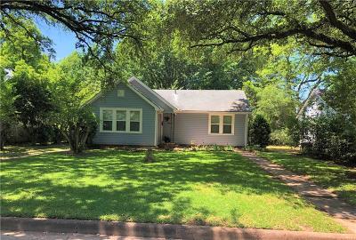 Alexandria LA Single Family Home For Sale: $159,900