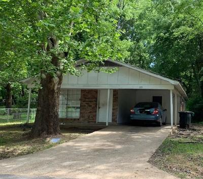 Natchitoches Single Family Home For Sale: 1155 Berry Avenue