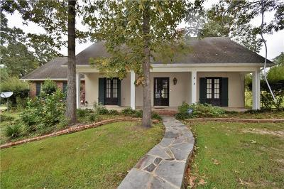Timber Trails Single Family Home For Sale: 8114 Ridgemont Drive