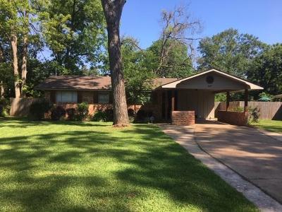 Alexandria LA Single Family Home For Sale: $125,000