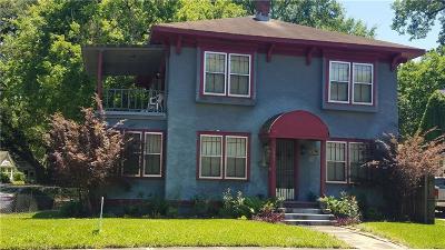 Alexandria LA Single Family Home For Sale: $149,000