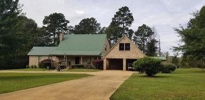 Natchitoches Single Family Home For Sale: 200 Old Bethel Church Road