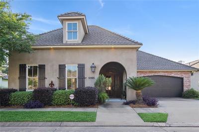 Alexandria Single Family Home For Sale: 5995 Stonegate Drive