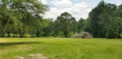 Residential Lots & Land For Sale: Jim Taylor Road #Tract 2