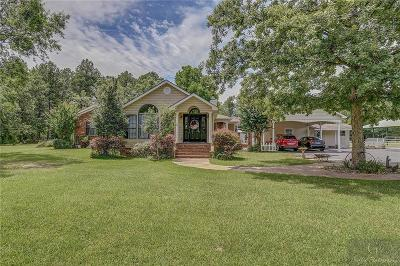 Winnfield Single Family Home For Sale: 396 Horseshoe Road