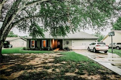 Natchitoches Single Family Home For Sale: 168 Vienna Bend Drive
