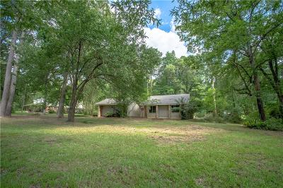 Pineville Single Family Home For Sale: 213 Country Club Drive