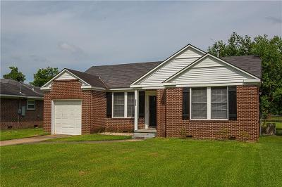 Alexandria Single Family Home For Sale: 5732 North Drive