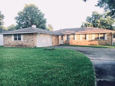 Alexandria Single Family Home For Sale: 3814 Howard Street