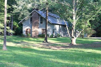 Winnfield Single Family Home For Sale: 9085 Highway 84