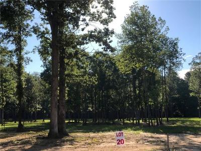 Residential Lots & Land For Sale: Lot 20 Sunrise Drive