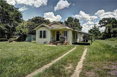 Natchitoches LA Single Family Home For Sale: $139,000