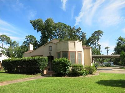 Natchitoches LA Single Family Home For Sale: $165,000