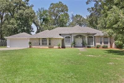 Pineville Single Family Home For Sale: 8090 Ridgemont Drive