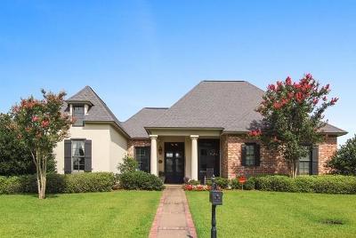 Alexandria Single Family Home For Sale: 4820 Porter Circle