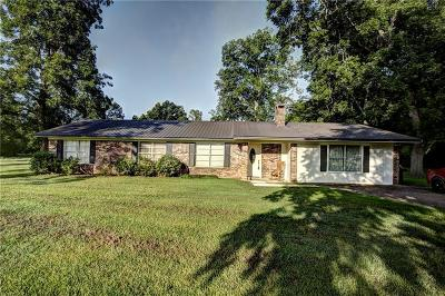Natchitoches Single Family Home For Sale: 8240 Hwy 1