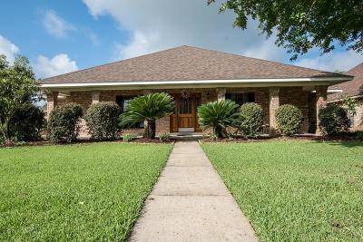 Alexandria Single Family Home For Sale: 406 Tealwood Drive