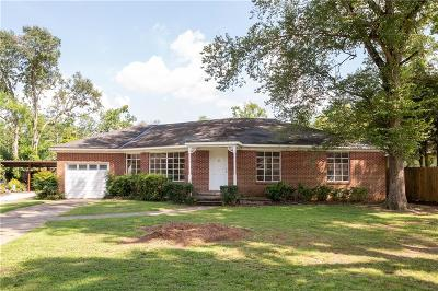 Alexandria Single Family Home For Sale: 5711 North Drive