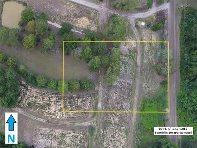 Residential Lots & Land For Sale: Earl Linzay Road, Lot 6