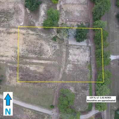 Residential Lots & Land For Sale: Earl Linzay Road, Lot 4