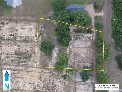 Residential Lots & Land For Sale: Earl Linzay Road , Lot 3