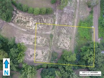 Residential Lots & Land For Sale: Earl Linzay Road, Lot 7