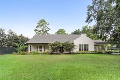 Alexandria LA Single Family Home For Sale: $450,000