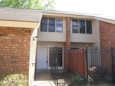 Pineville Condo/Townhouse For Sale: 911 Retreat Street East