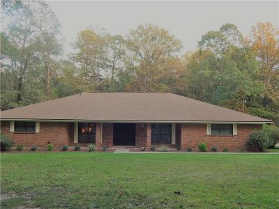 Natchitoches Single Family Home For Sale: 454 White Oak Lane