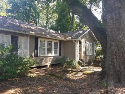Alexandria LA Single Family Home For Sale: $99,000