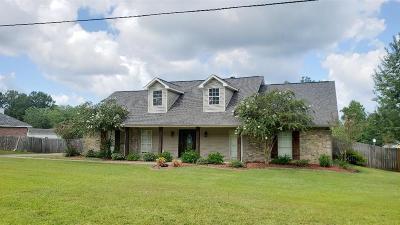 Ball Single Family Home For Sale: 111 Oak Run